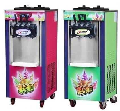 金融超市网谈冰淇淋机多少钱