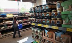 互联网创业讲开超市的利润和风险?