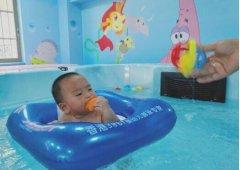 值得投:婴儿游泳馆加盟好