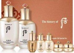 韩国化妆品十大品牌,韩国化妆品哪个牌子好