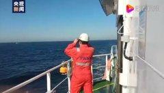 辽宁一渔船被撞沉致10人失踪,搜救任务仍在进行中