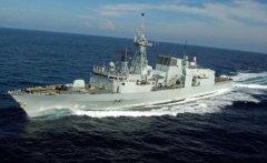 台媒:加拿大护卫舰穿越台湾海峡,上午10时左右离开台
